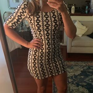 Juicy Couture Mod Chainlink Dress
